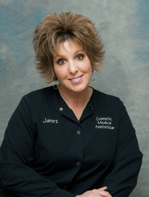 Janet Colford - Cosmetic Medical Aesthetician