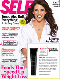 Intellishade® Matte featured in SELF Magazine