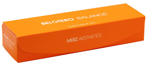 BELOTERO BALANCE® Dermal Filler Package