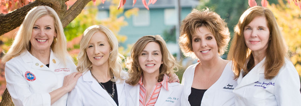 The Triad\'s Preferred Dermatology and Cosmetic Enhancement Team! Concerned? Winston Salem Dermatology Can Help!