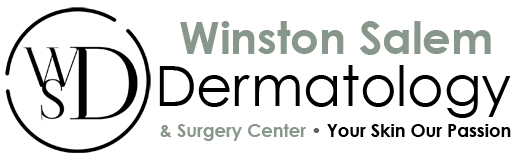 Winston Salem Dermatology & Surgery Center Retina Logo
